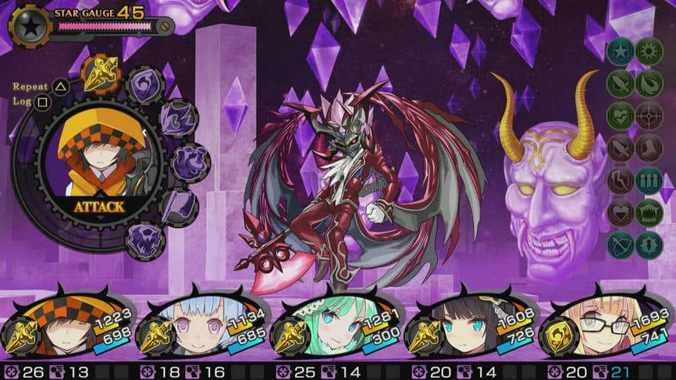 Demon Gaze II Review