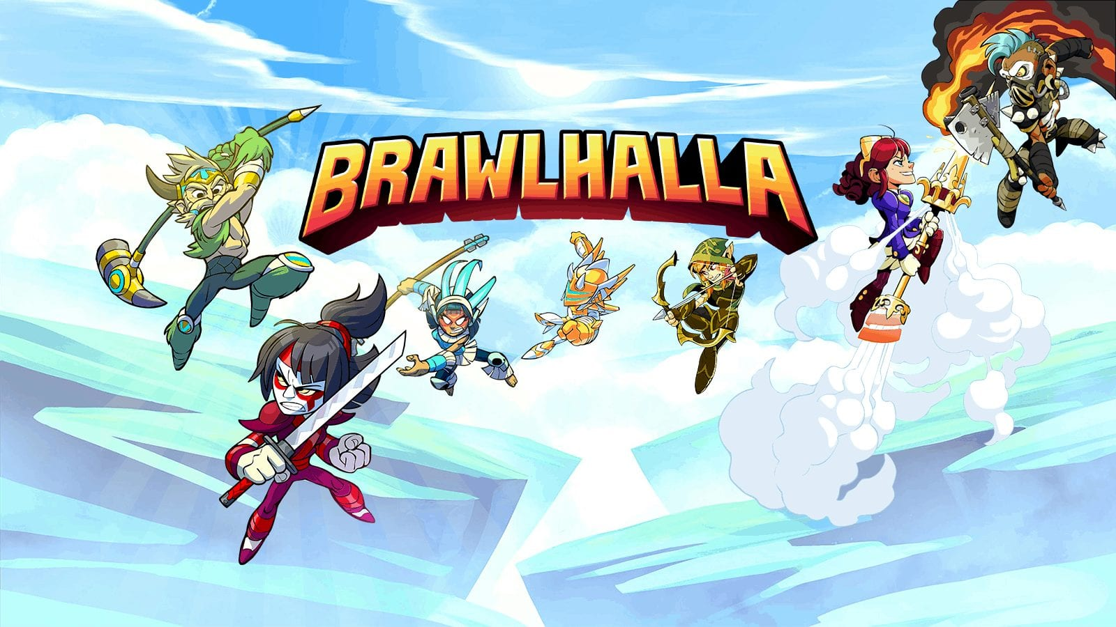 Free-To-Play BRAWLHALLA Now Available On Mobile