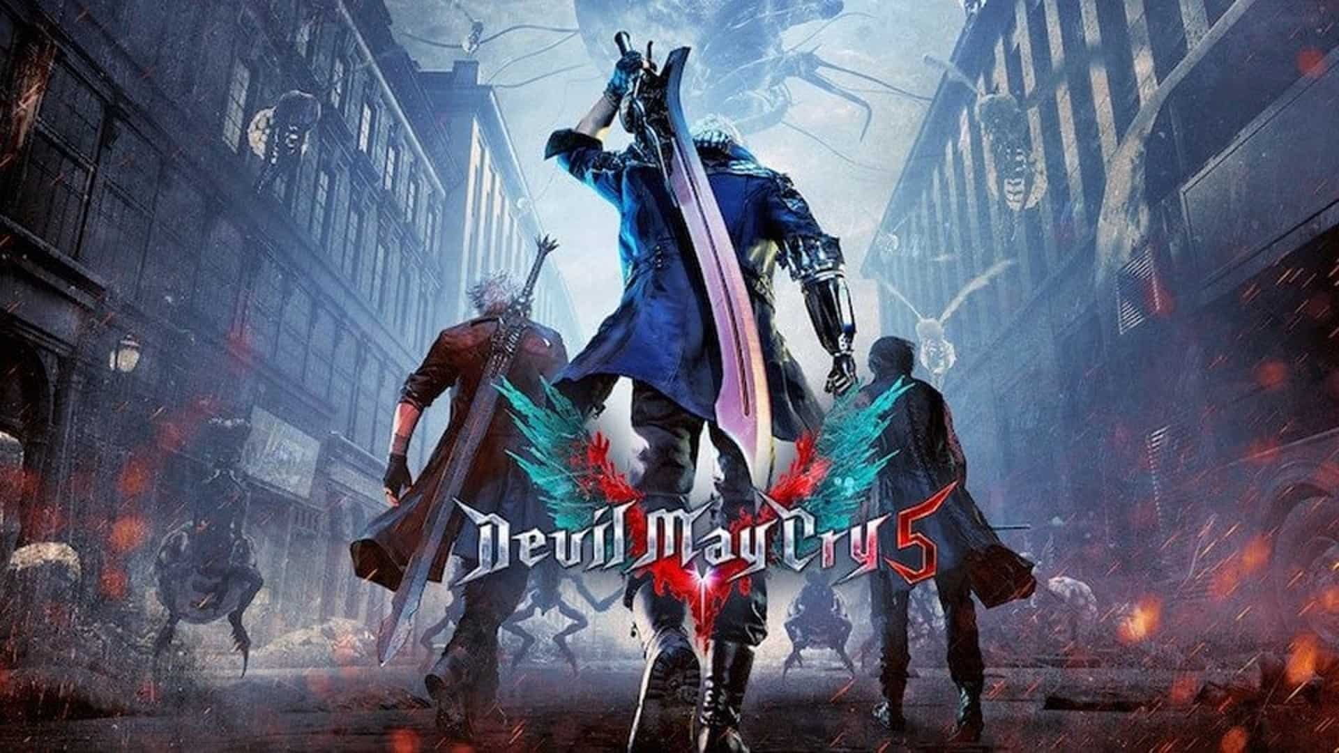 TRAILER: The SSStylish Devil May Cry 5 Releases Globally Today