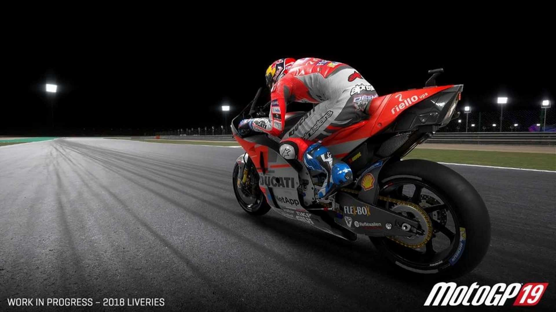 TRAILER: Milestone And Dorna Are Back On The Track With MotoGP19, Available On June 6th
