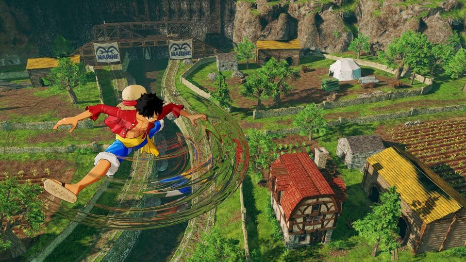 One Piece World Seeker - Review