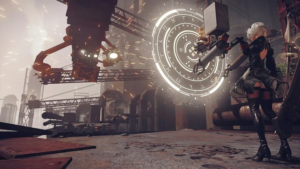 Nier Automata: Game Of The YoRHa Edition - Review