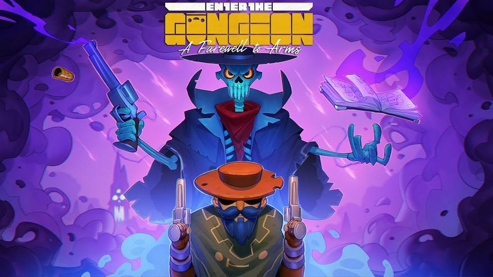TRAILER: Enter The Gungeon's 'A Farwell To Arms' Available Now