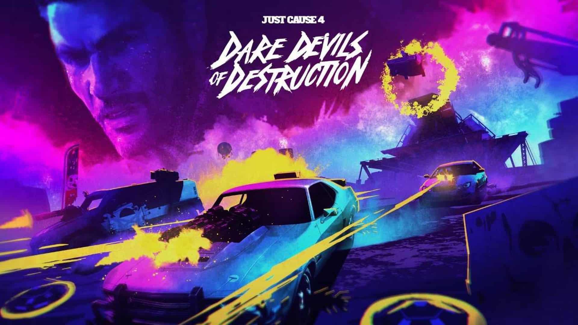 TRAILER: Just Cause 4: Dare Devils Of Destruction Announced