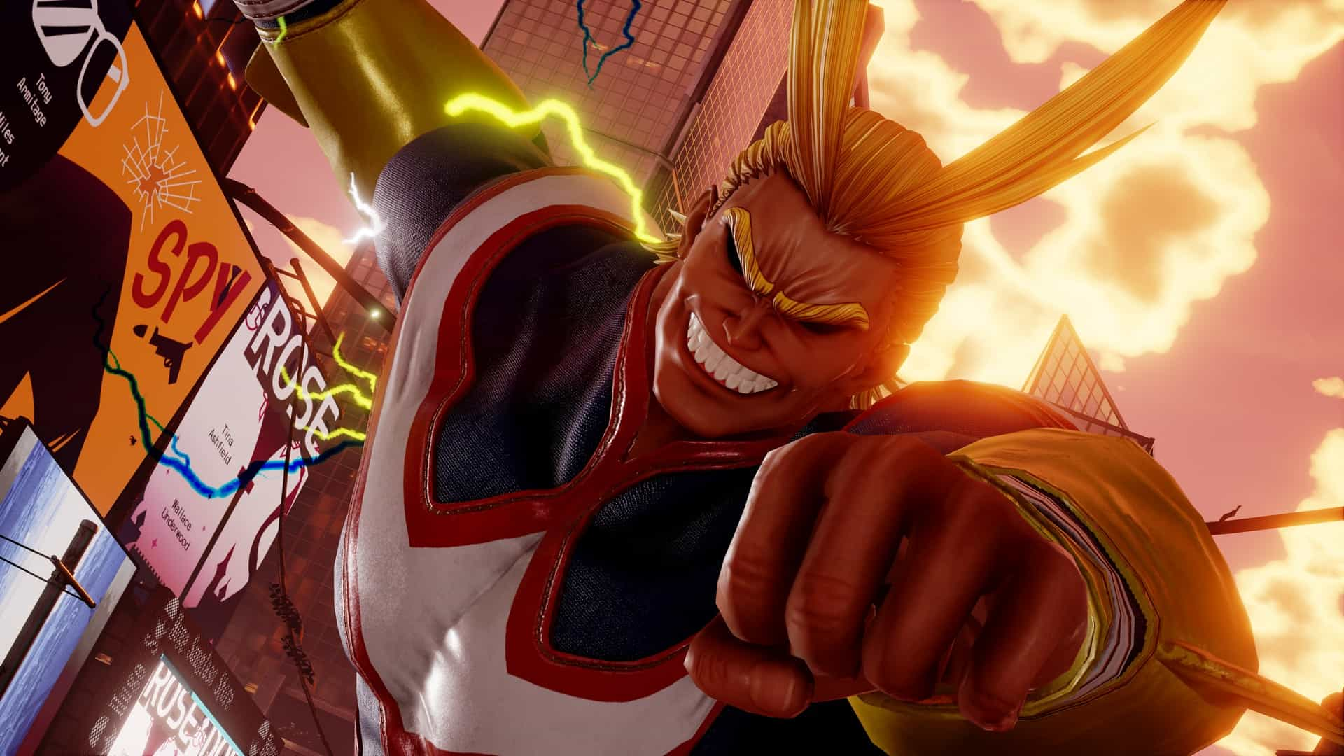 TRAILER: My Academia Series Join The Roster Of Fighters In JUMP FORCE