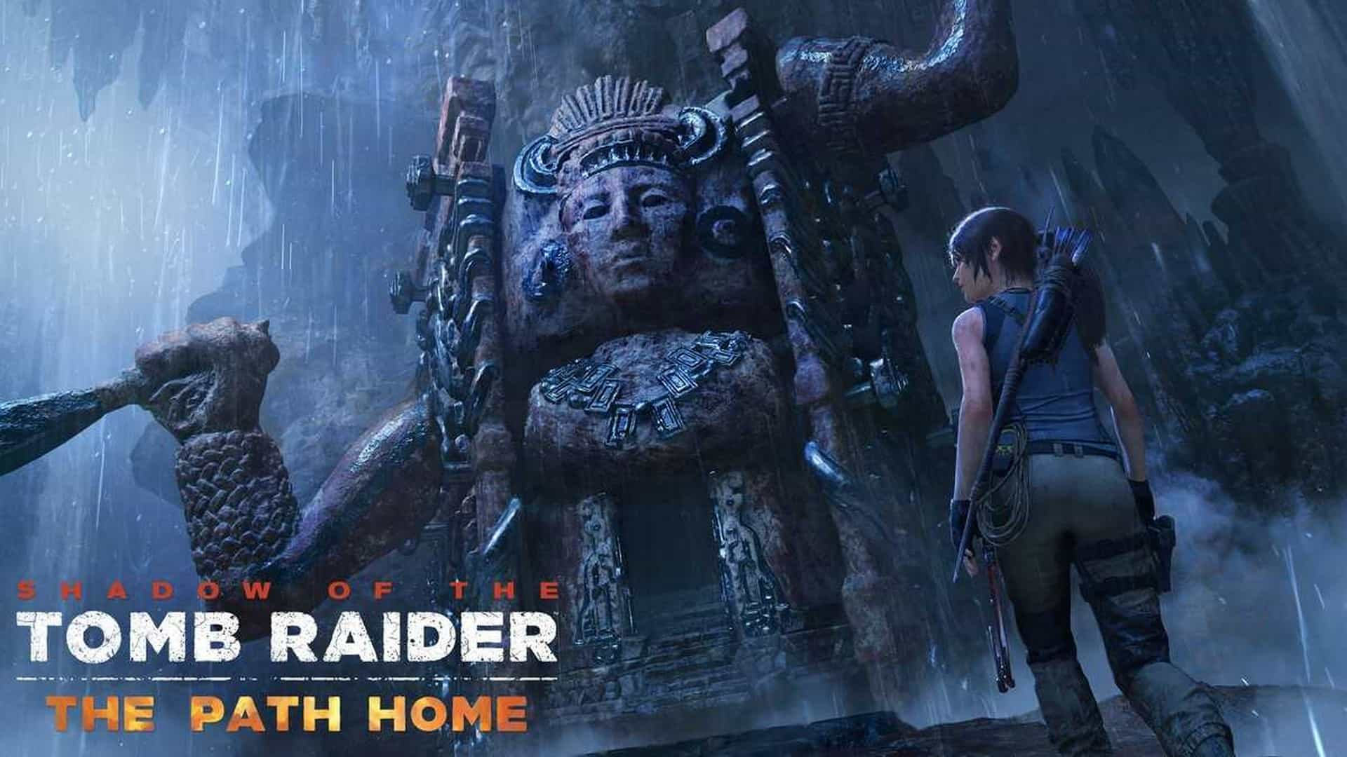 """Shadow Of The Tomb Raider's Final DLC """"The Path Home"""" Is Out Now"""