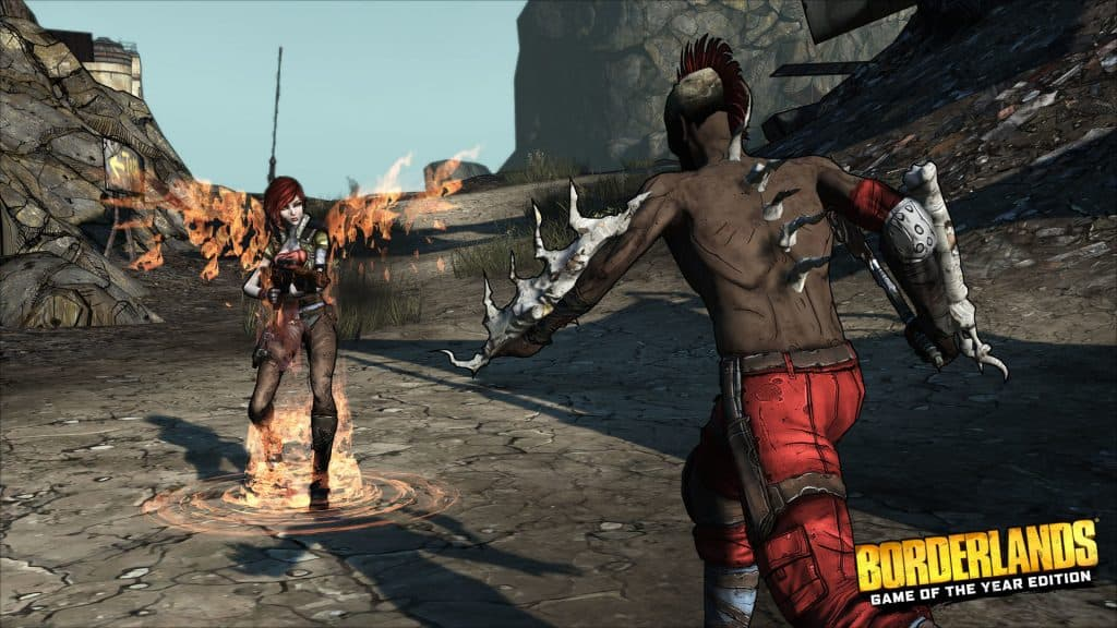 Borderlands: Game of The Year Edition - Review
