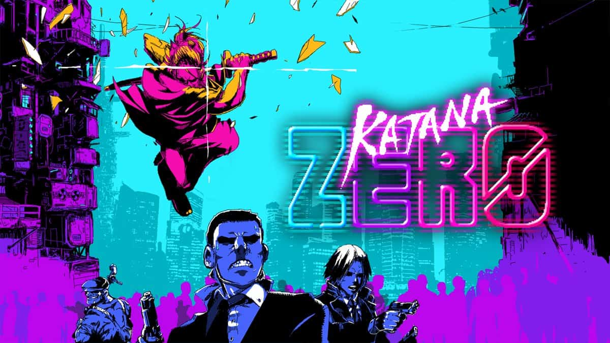 TRAILER: Askiisoft And Devolver Digital Partner On 'Katana Zero'