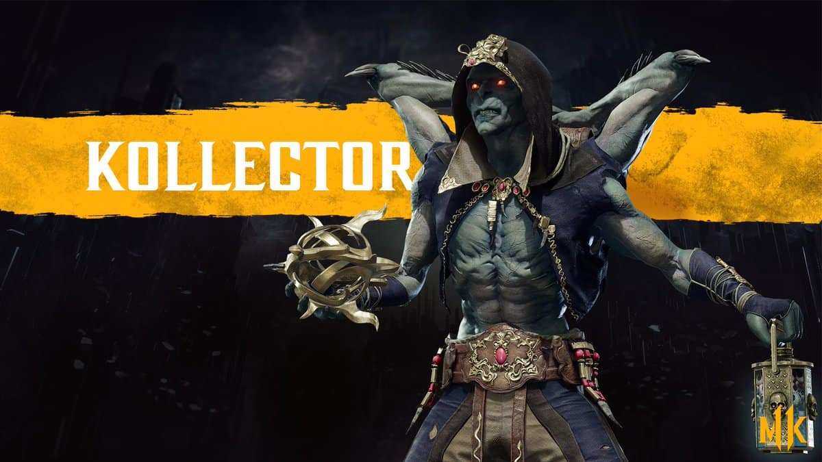 New Mortal Kombat 11 Trailer Reveals The Kollector – A Brand New Playable Character Joining The Franchise
