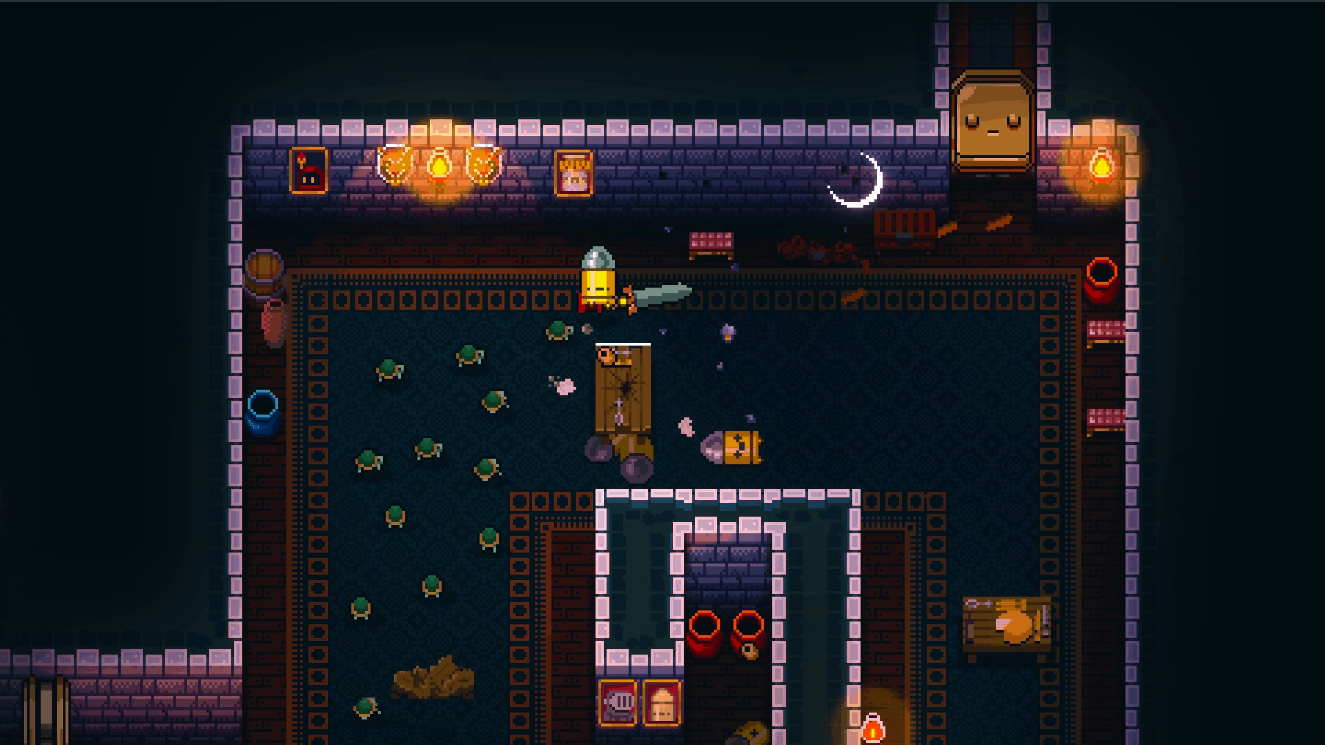 Enter the Gungeon: Farewell to Arms - Review
