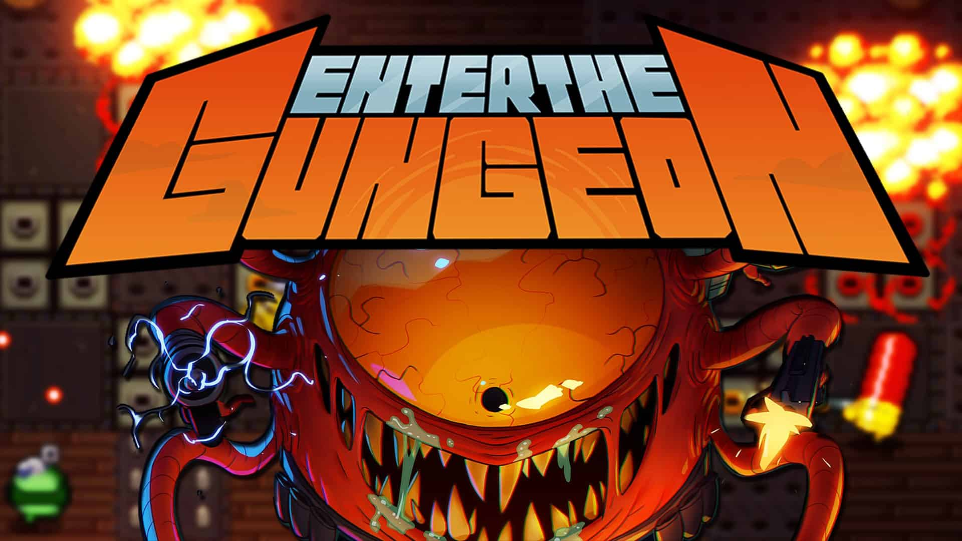 Enter The Gungeon - Xbox One Review | MKAU Gaming