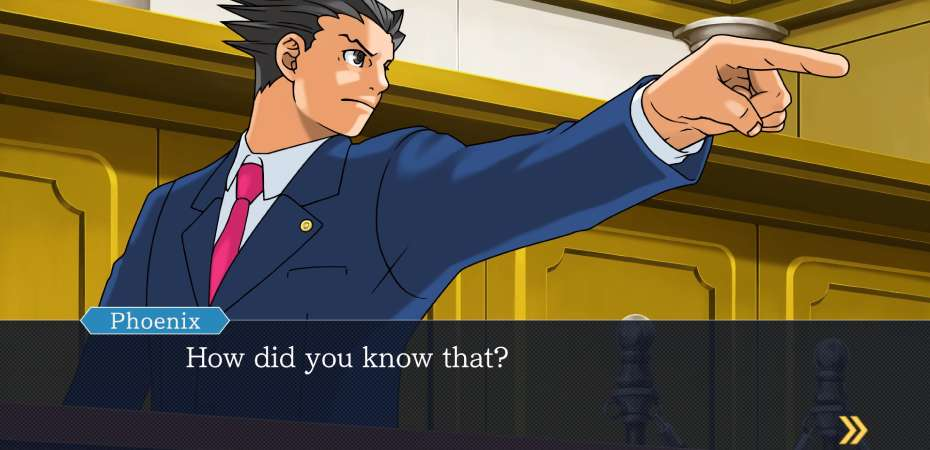 Phoenix Wright Ace Attorney Trilogy - Review MKAU