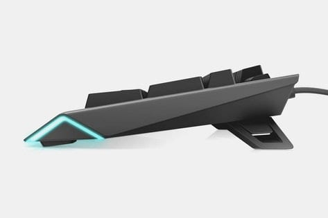 Alienware AW568 Advanced Gaming Keyboard - Review