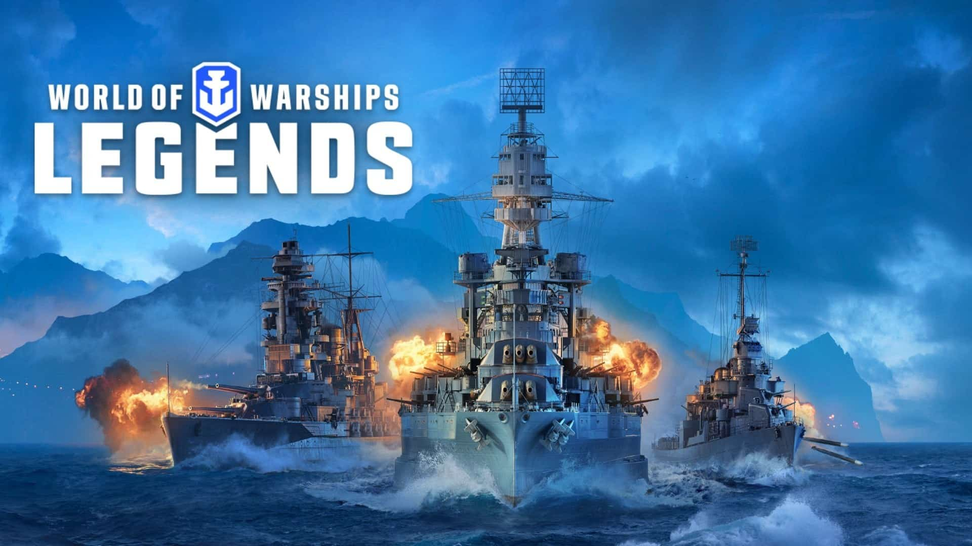 Anchors Aweigh, World of Warships: Legends is Available Worldwide