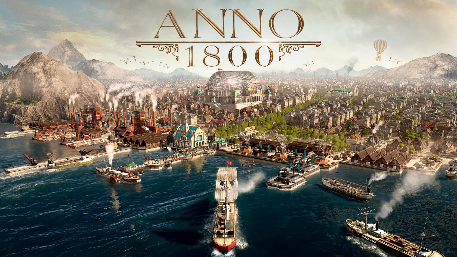 Anno 1800 Is The Fastest Selling Iteration Of The Series