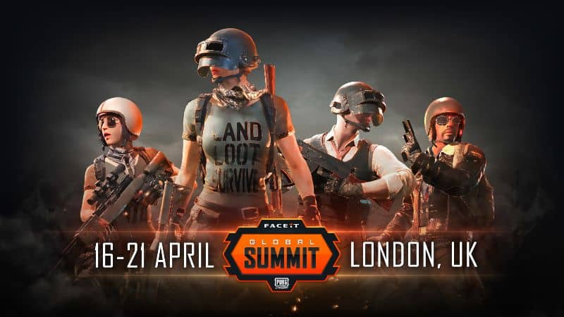 HyperX Sponsors FACEIT Global Summit: PUBG Classic