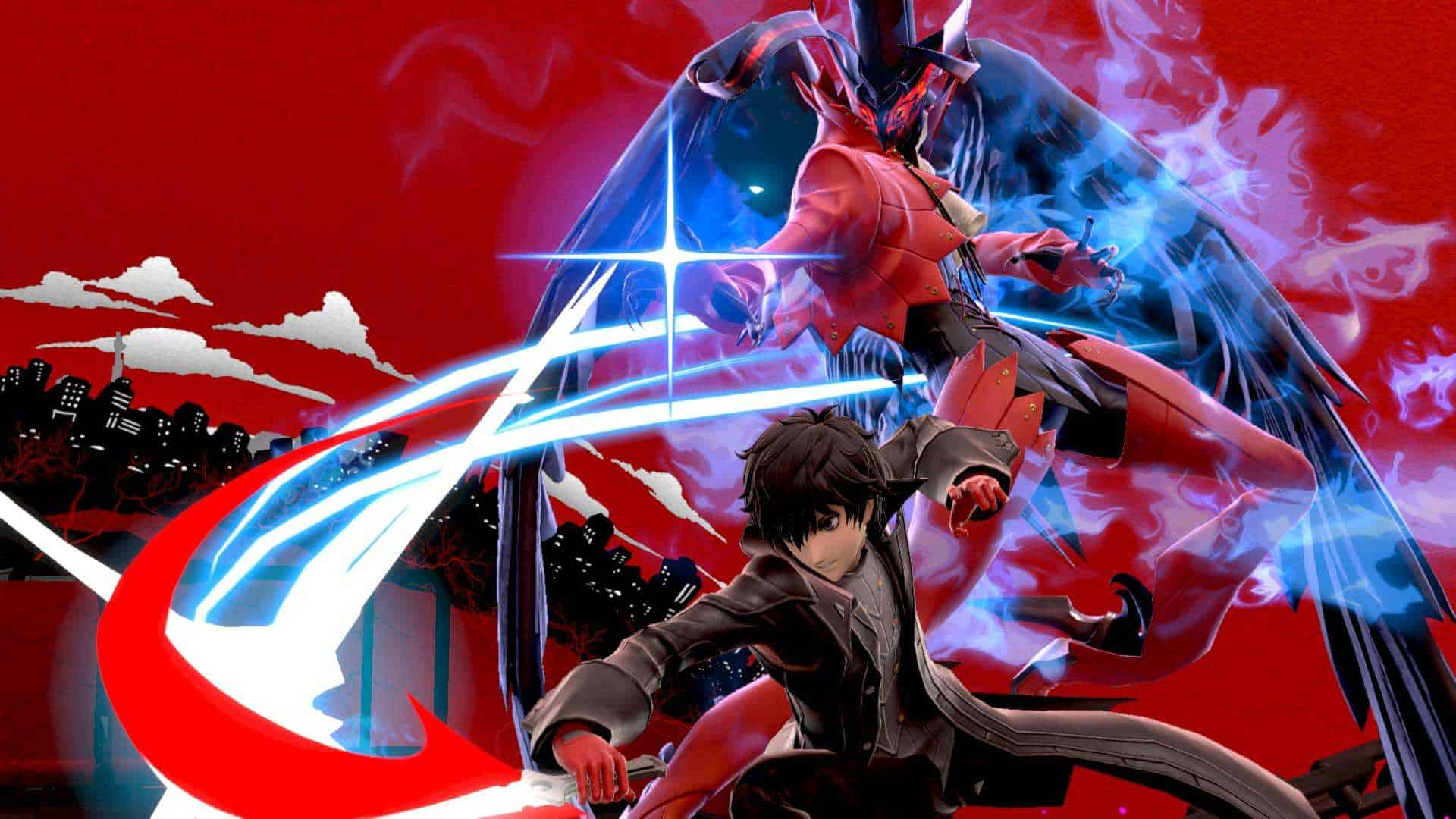 Joker From Persona 5 Joins The Battle In Super Smash Bros Ultimate On 18th April