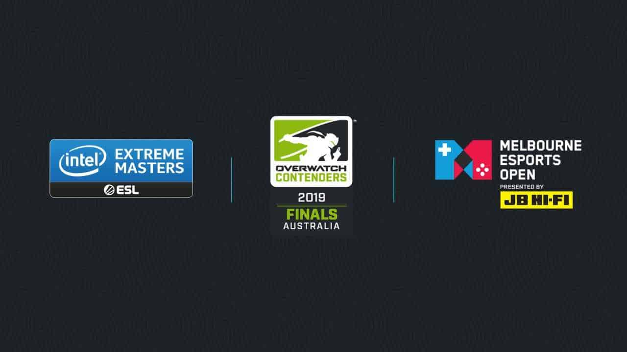 IEM Sydney and Melbourne Esports Open to host live finals for Overwatch Contenders Australia