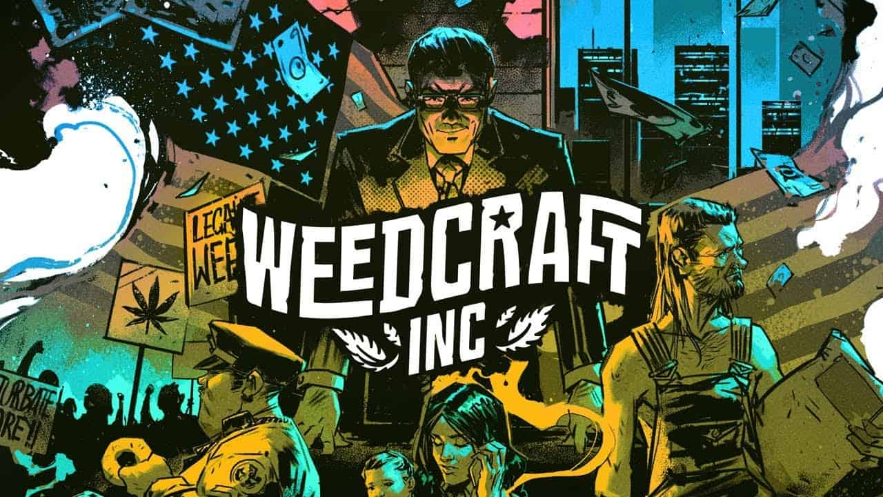 "TRAILER: Cannabis Tycoon Game ""Weedcraft Inc"" Launches Today"