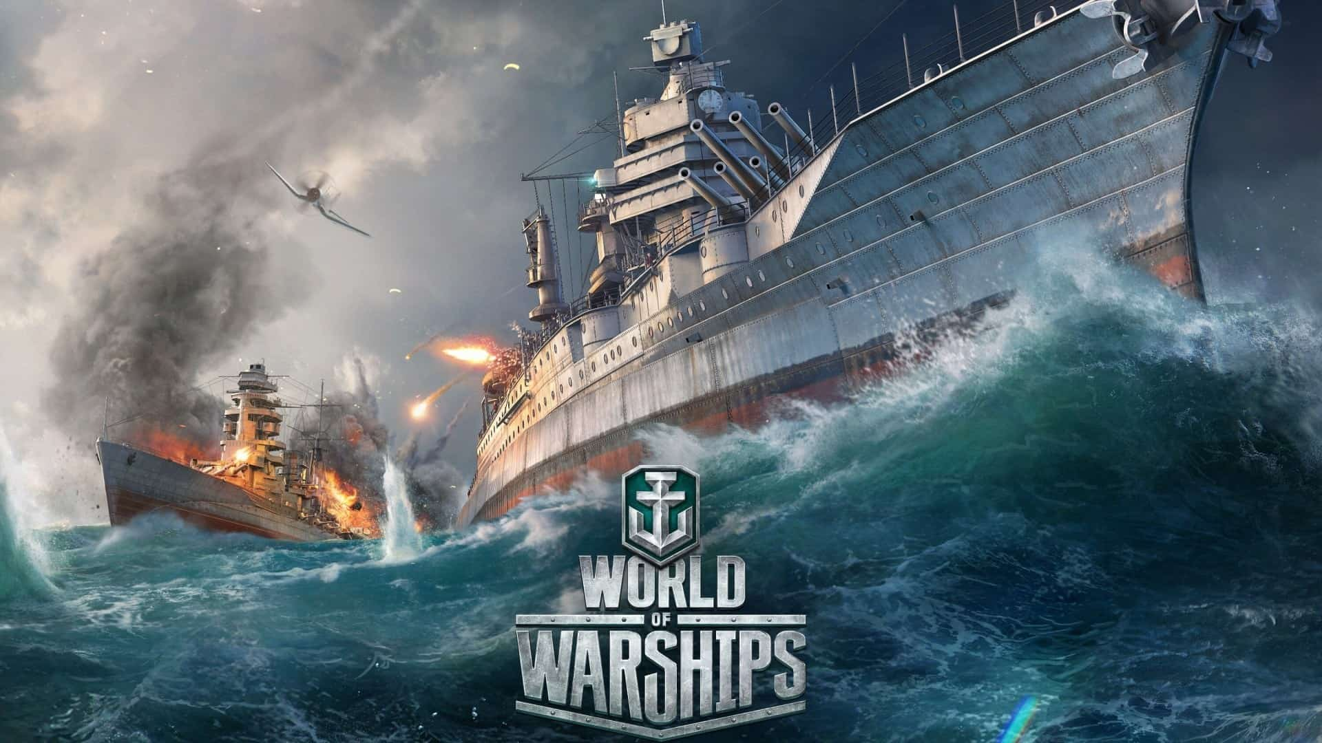 Soviet Battleships Sighted! A New Ship Line Enters World of