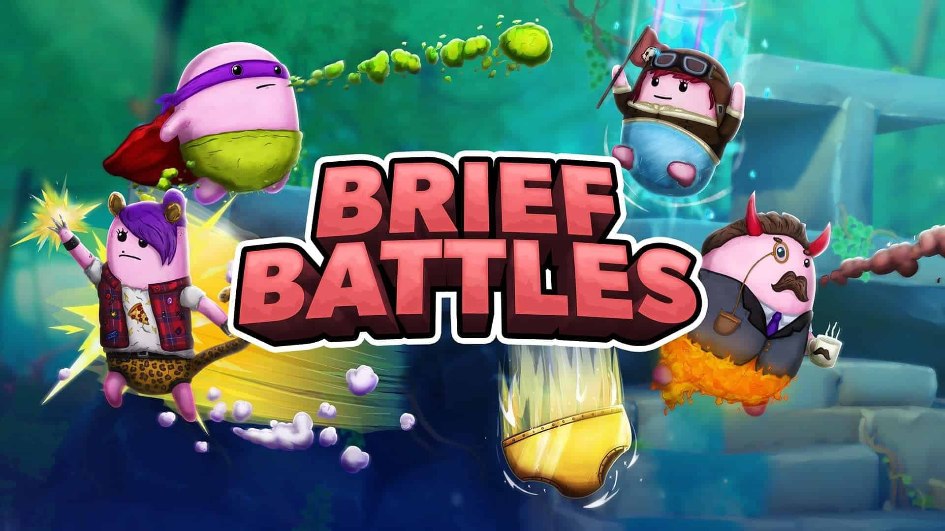 A Game of Butts Begins Today With Brief Battles On PlayStation 4, Xbox One, and PC