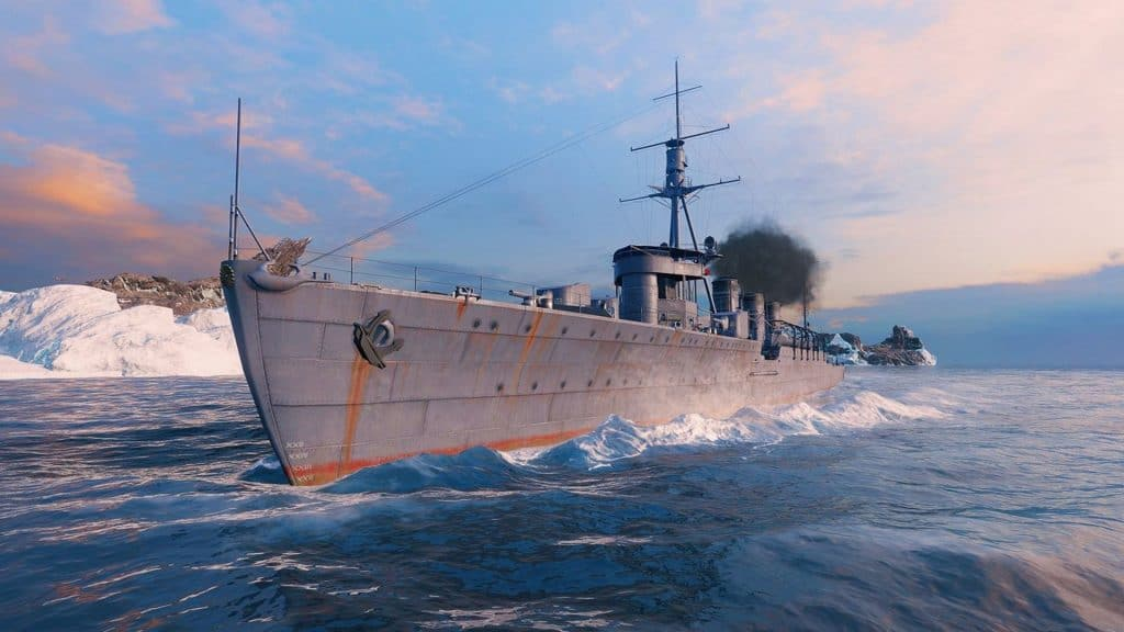 World Of Warships: Legends - Xbox One Preview