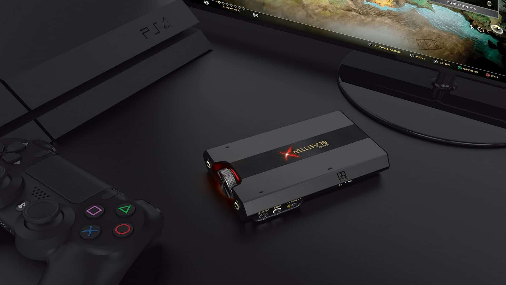 Elevate Your Gaming With The Sound BlasterX G6, The Best