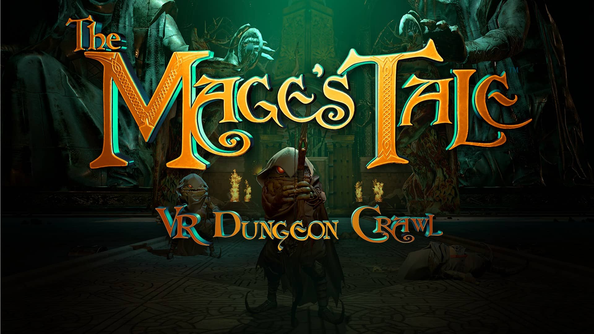 PlayStation VR's The Mage's Tale Now PlayStation 4 Pro Enhanced