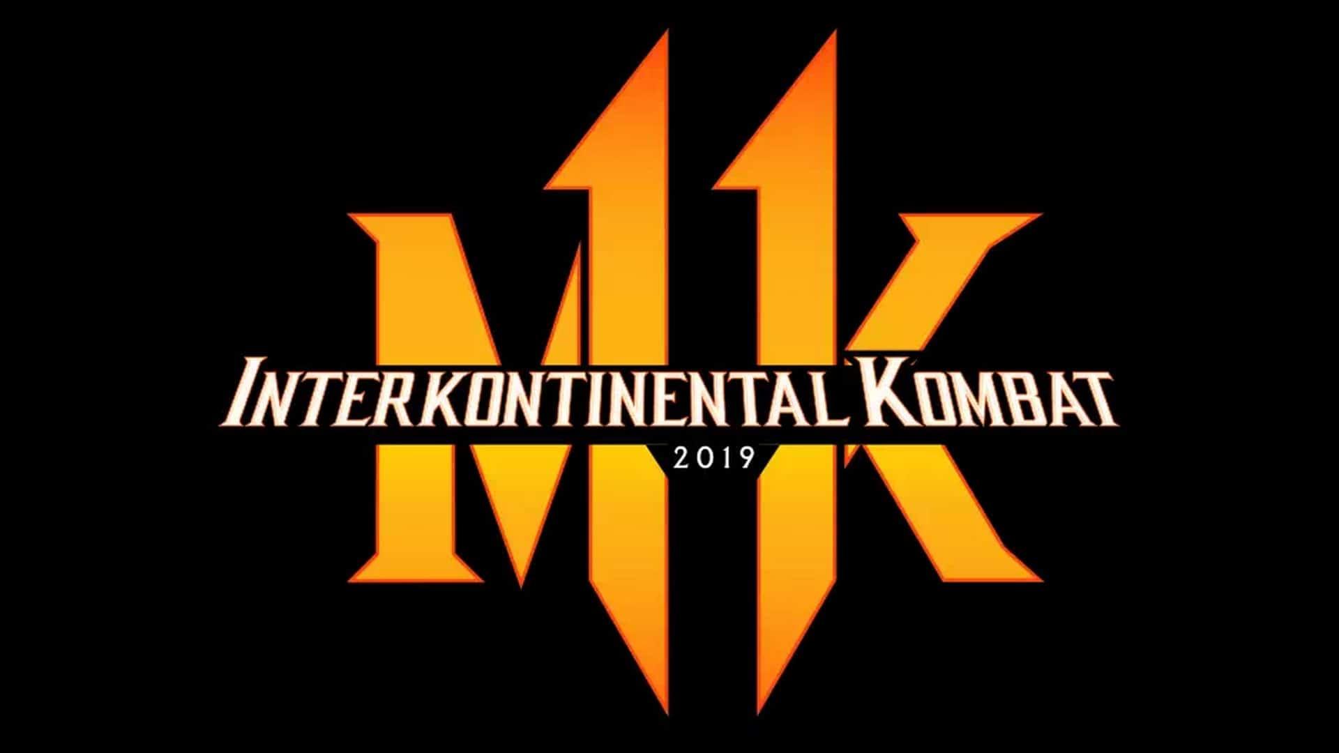 Interkontinental Kombat Series Kicks Off June 2019 As Part Of The Mortal Kombat 11 Pro Kompetition