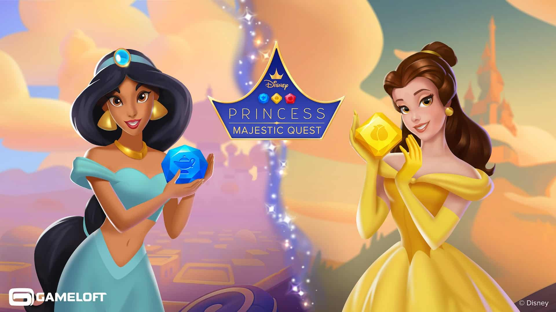 Gameloft Announces Two New Disney Mobile Games