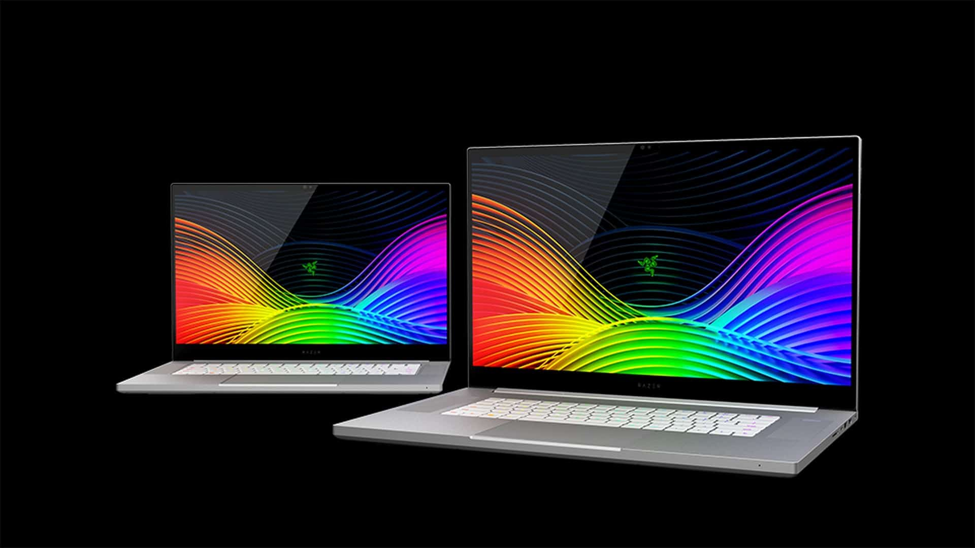 Crafted For Creators: Razer Blade Studio Edition Laptops