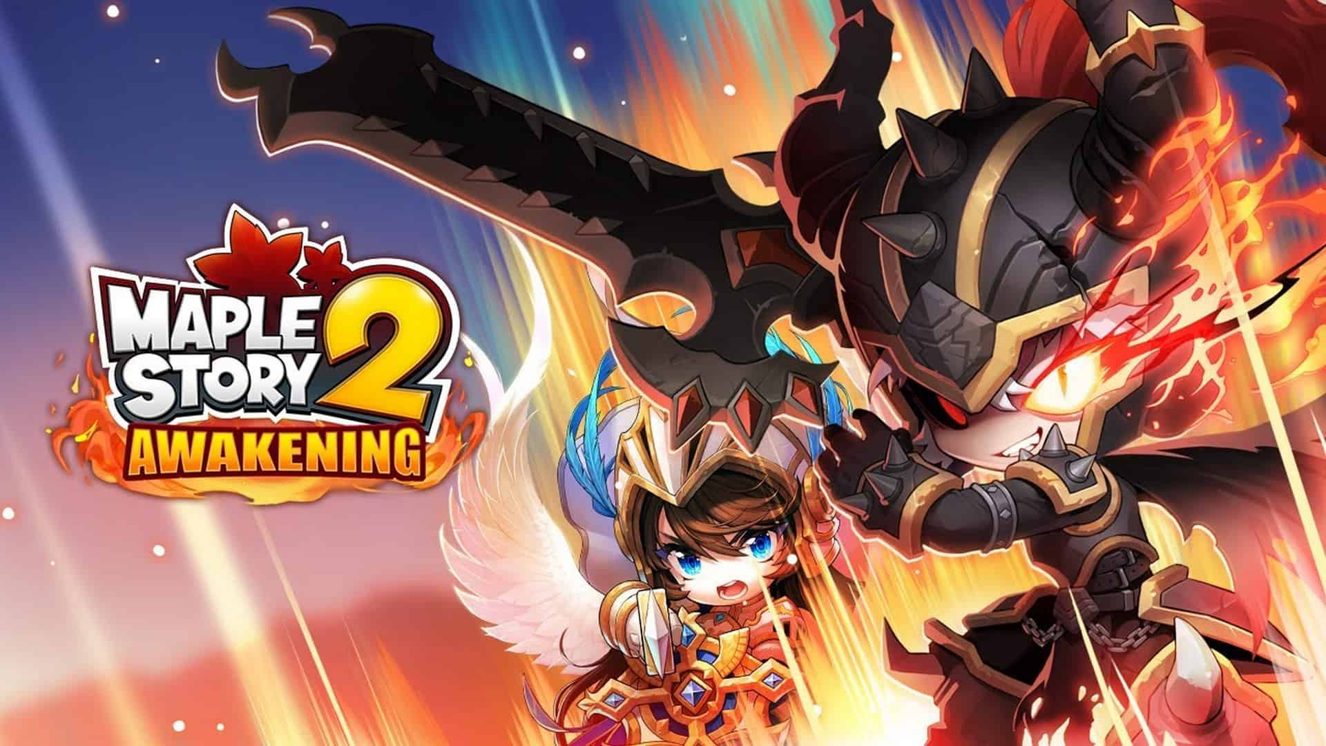 MapleStory 2 Awakens the Summer Season With Biggest Update Since Launch