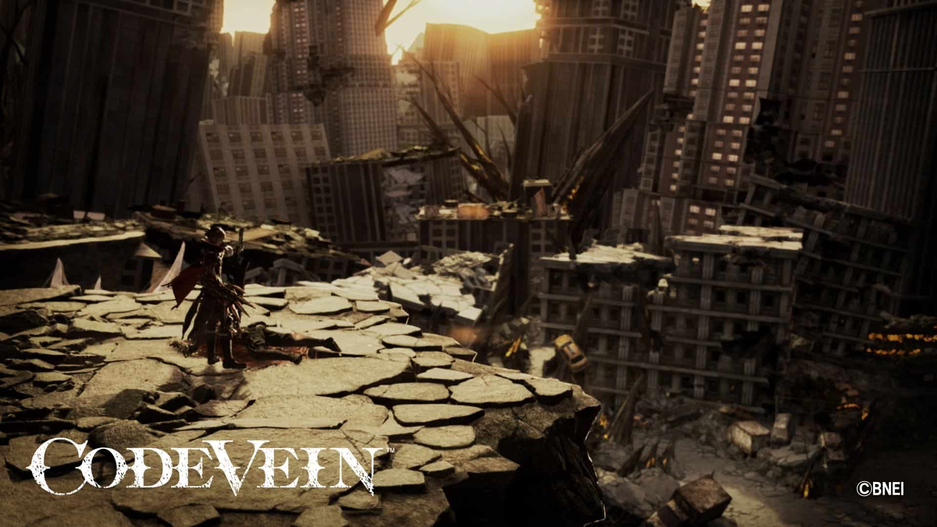 Quench Your Thirst With CODE VEIN Details And Network Test Confirmed
