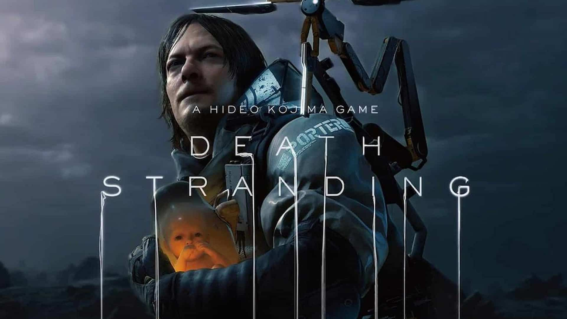 Hideo Kojima's Death Stranding Is Available Today For PC