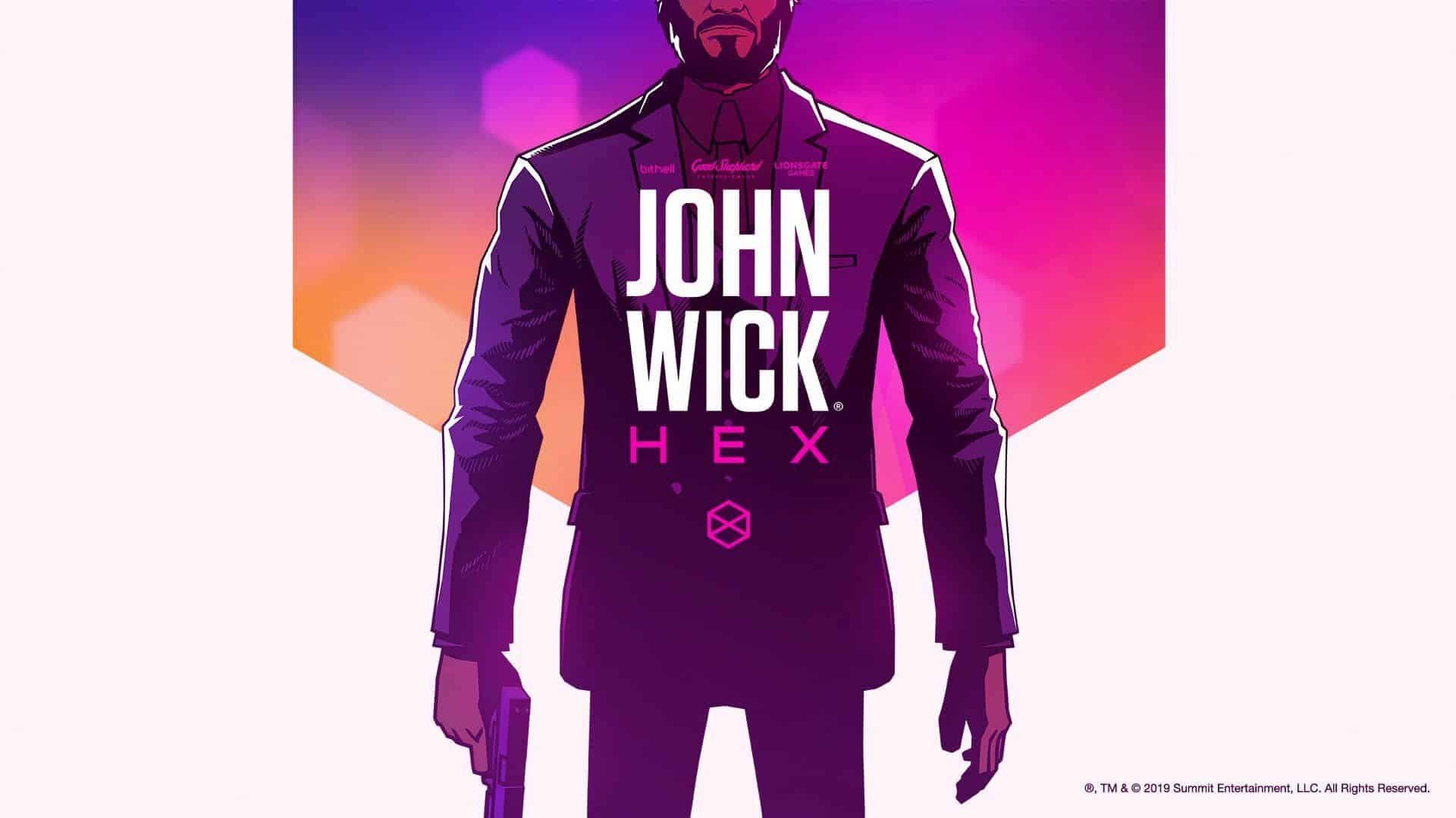 TRAILER: John Wick Hex Announced By Good Shepherd And Lionsgate