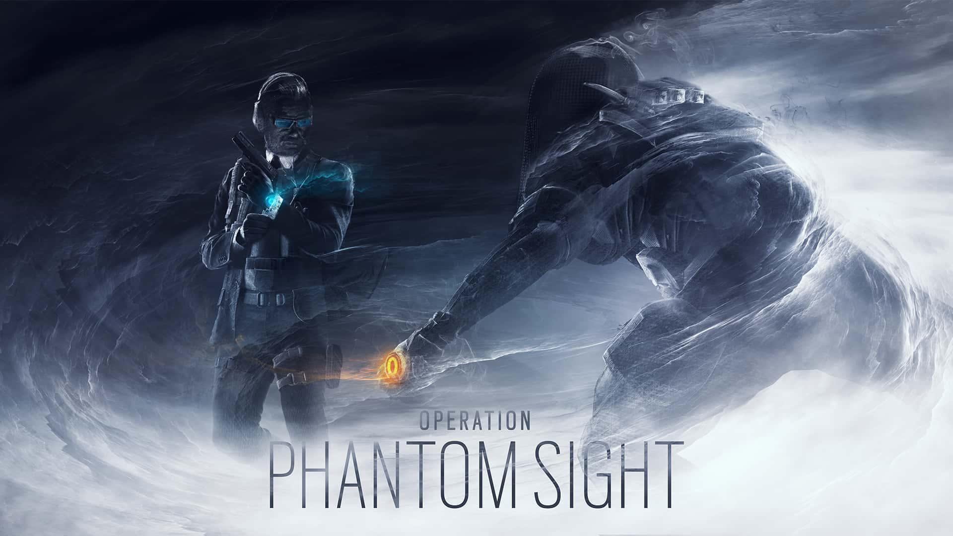 Tom Clancy's Rainbow Six Siege Operation Phantom Sight Will Be Available Tomorrow
