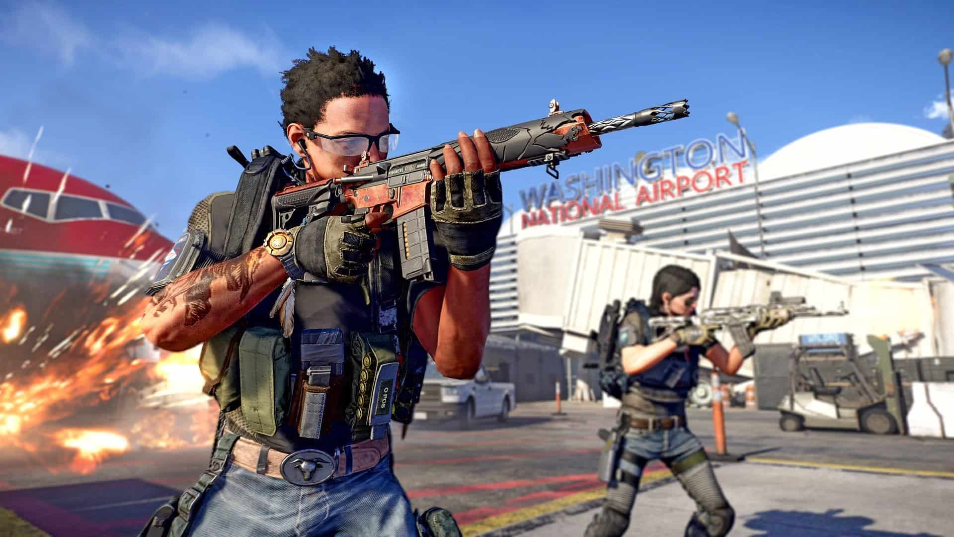 "TRAILER: The Division 2's First Eight-Player Raid ""Operation Dark Hours"" Begins This Friday"
