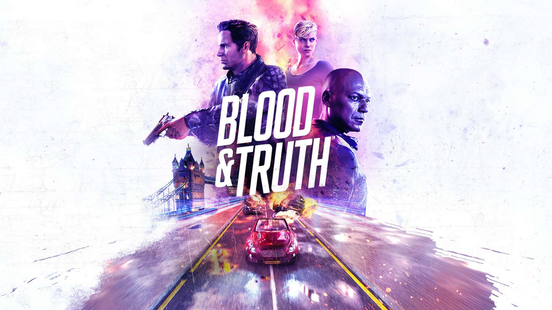 VIDEO: Blood & Truth Out Now For PlayStation VR
