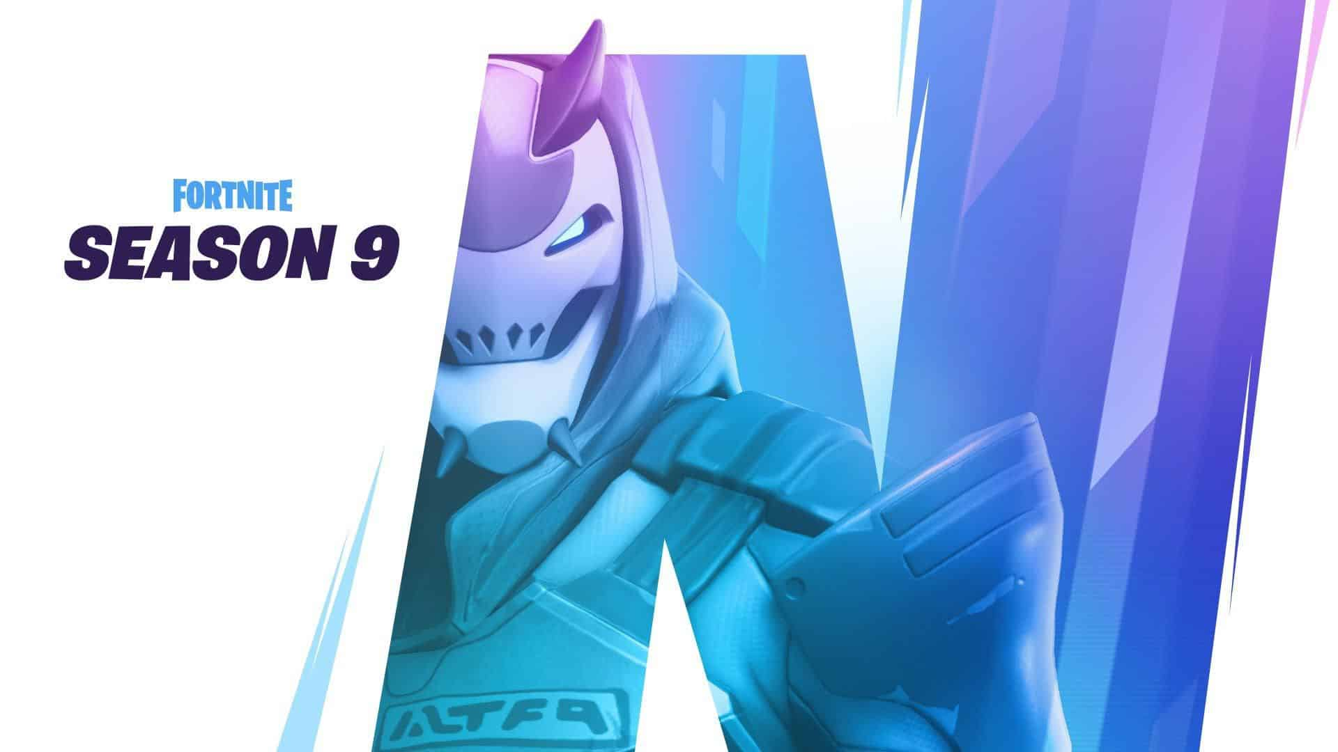 VIDEOS: Fortnite Season 9 Is Here – The Future is Yours