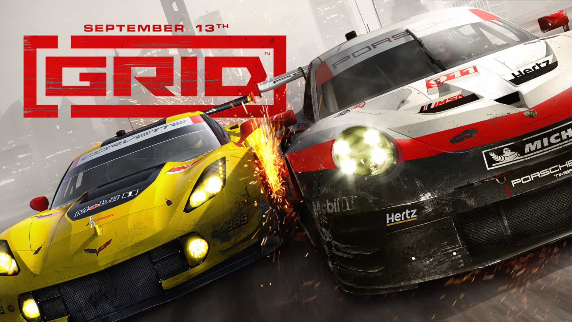 Choose Your Path, Create Your Story And Define Your Legacy As GRID Races Back Into Contention