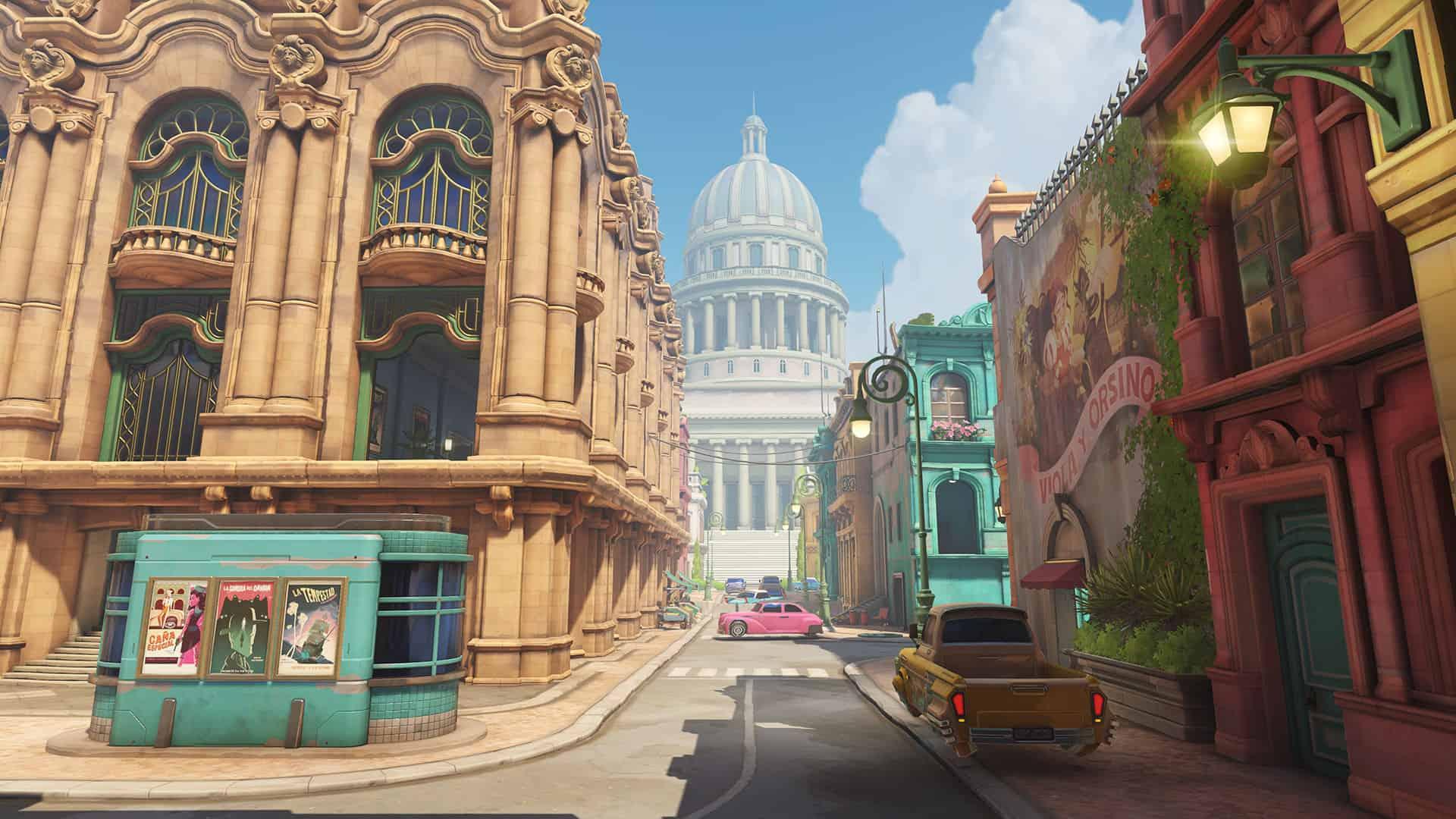 TRAILER: Overwatch – Havana Map Now Live