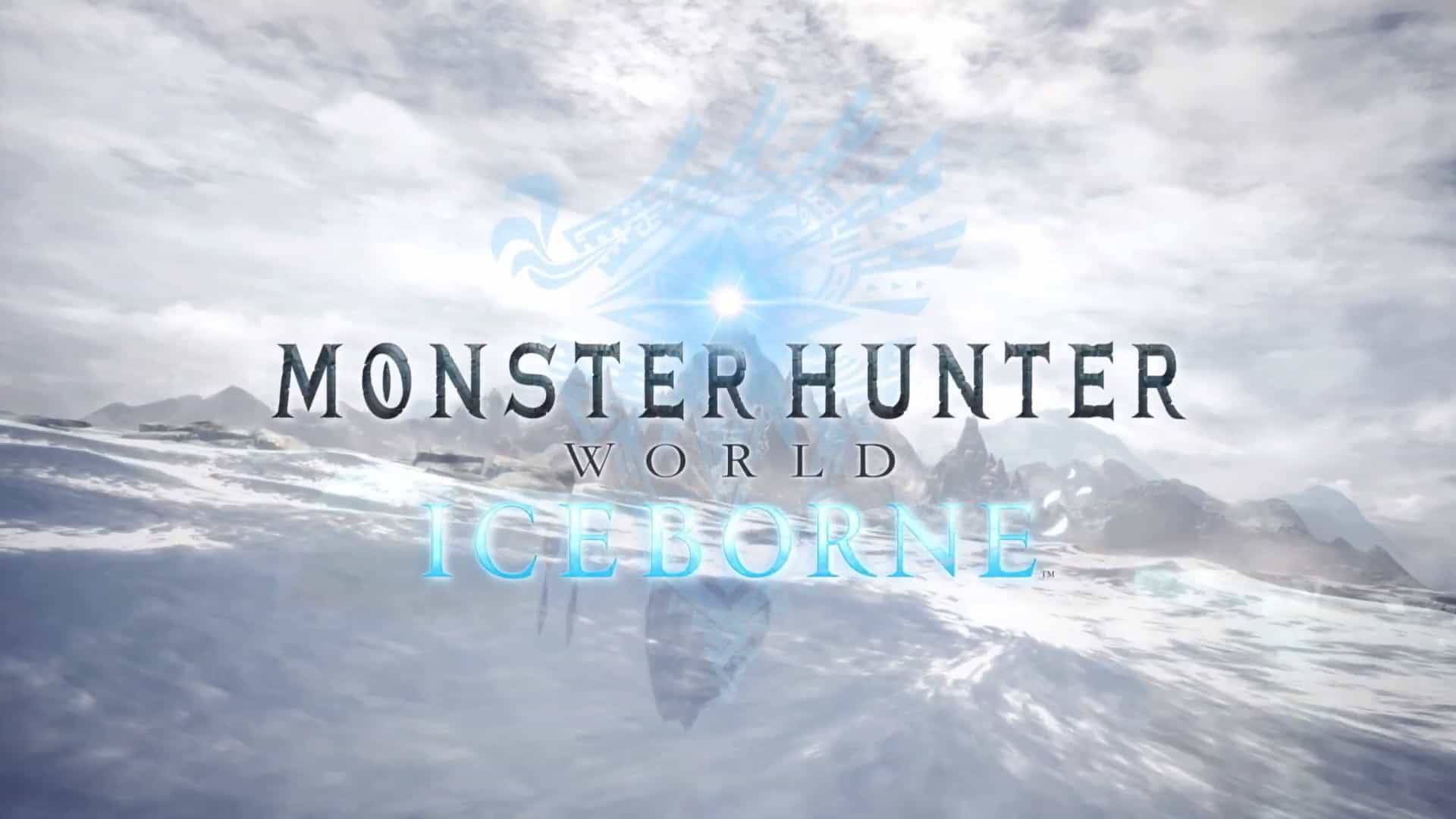 Monster Hunter World: Iceborne Expansion For Capcom's Best-Selling Title of All Time Coming September 6th