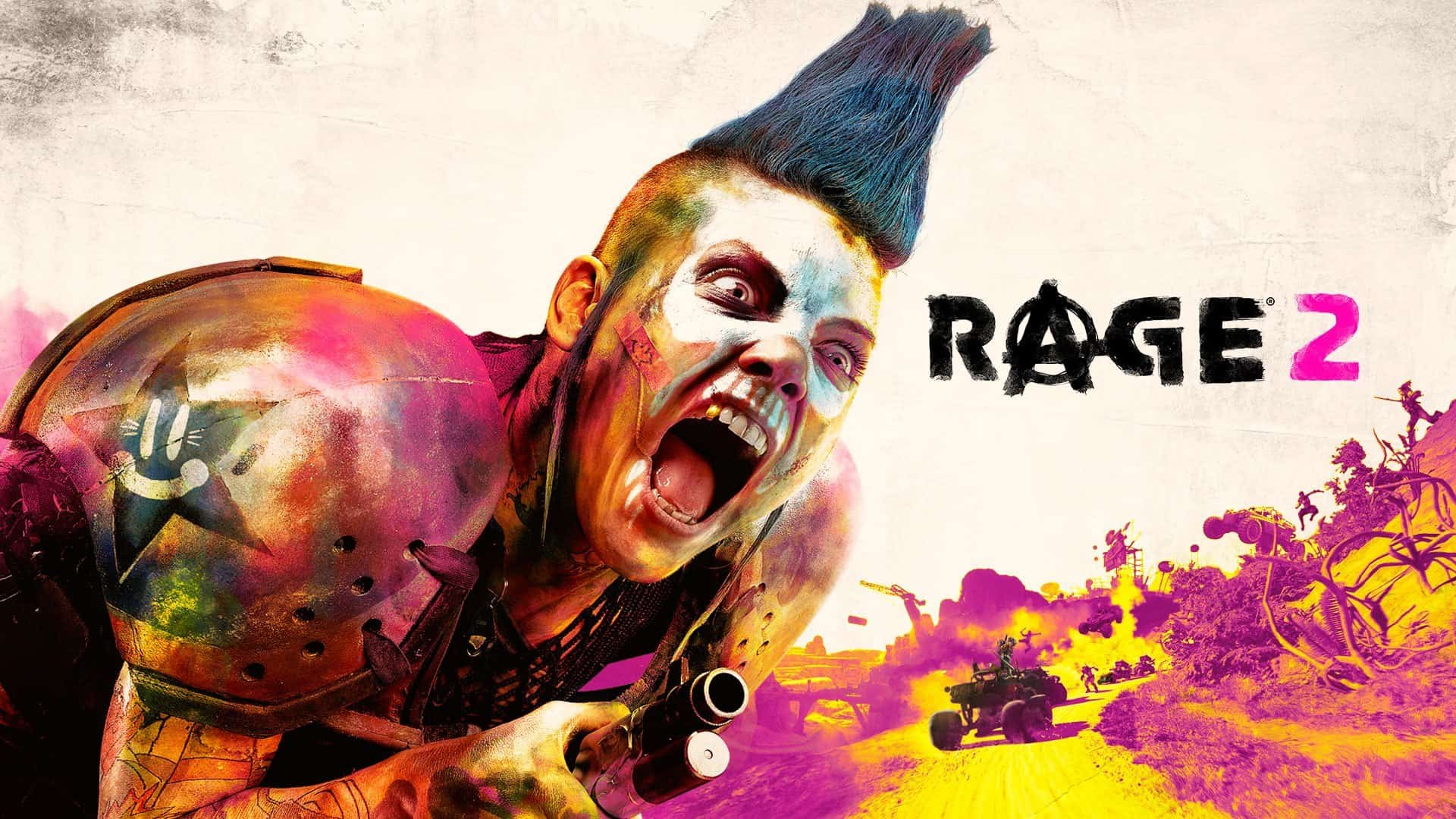 Let The RAGE-ing Commence – RAGE 2 Is Now Available Worldwide