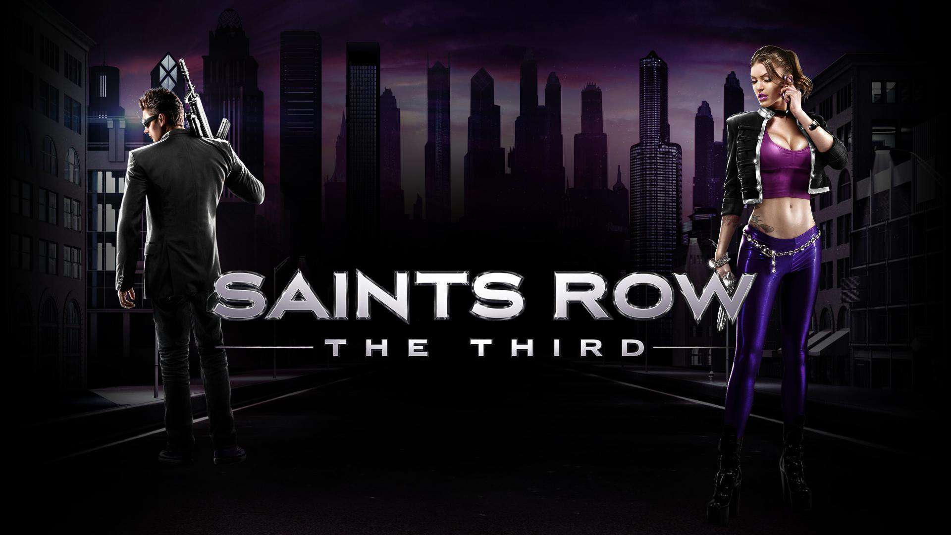 Be More Saints! Saints Row The Third Remastered Announced For May 22nd