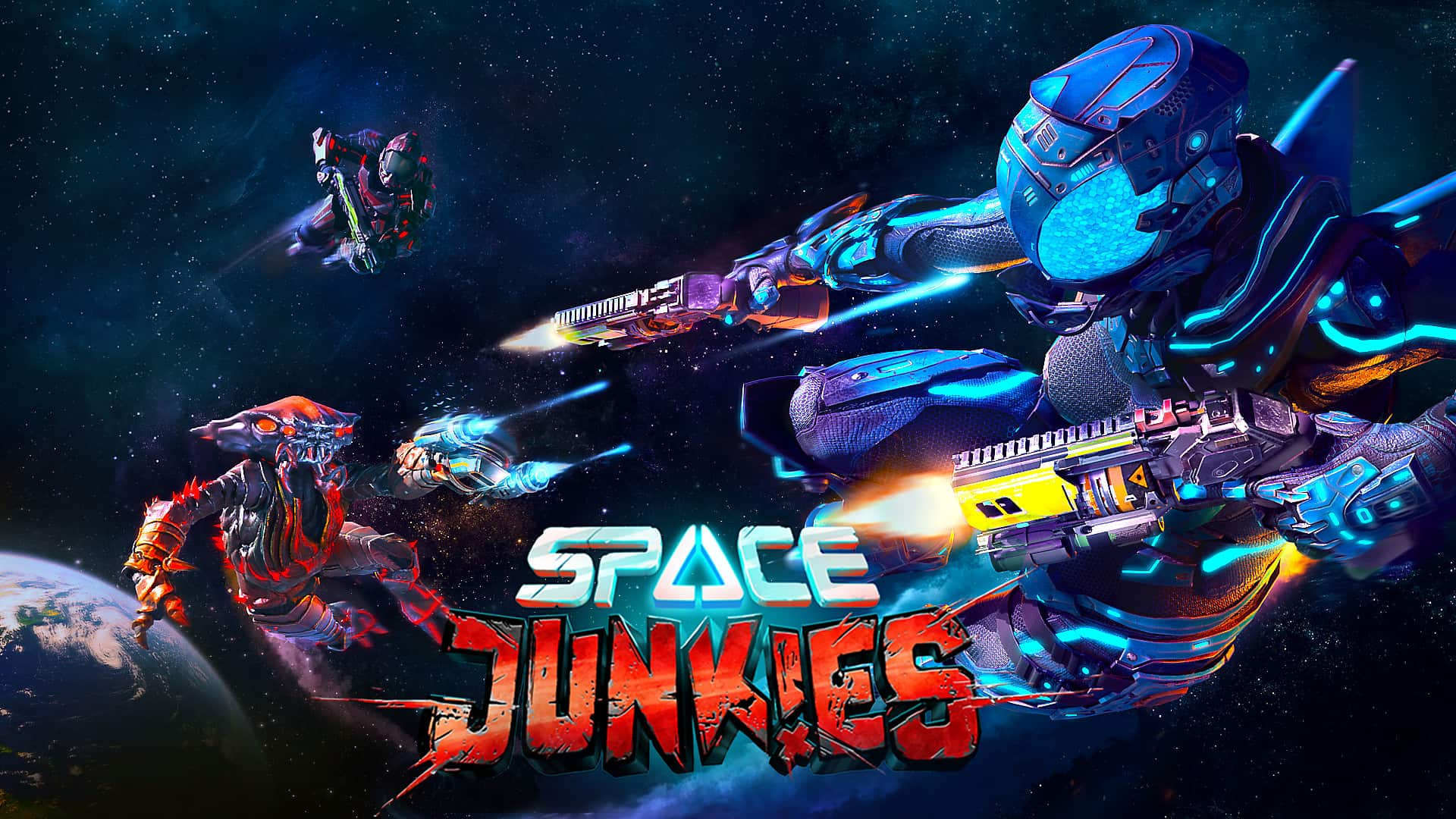 Space Junkies Non-VR Open Beta Begins July 25 On Uplay