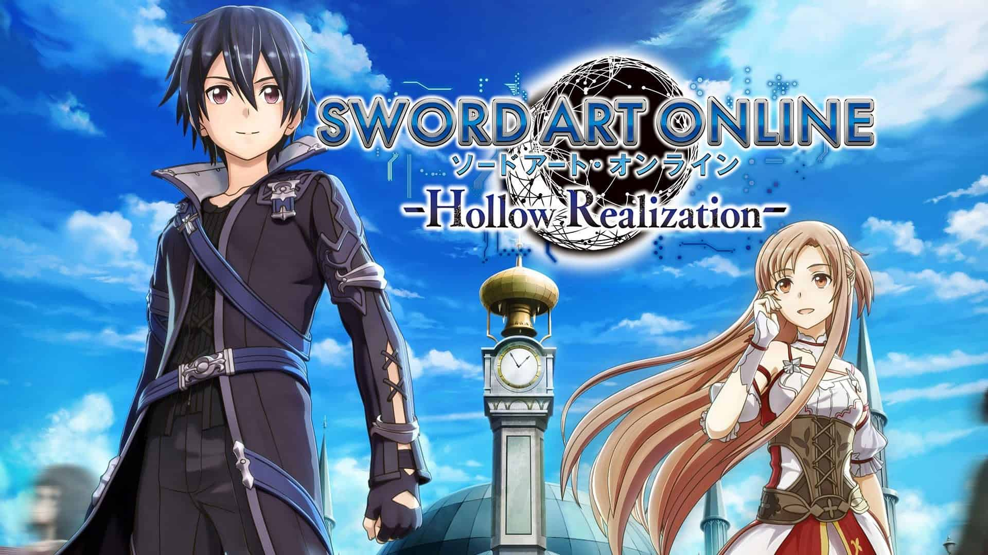 Sword Art Online: Hollow Realization Deluxe Edition Out Now For Nintendo Switch