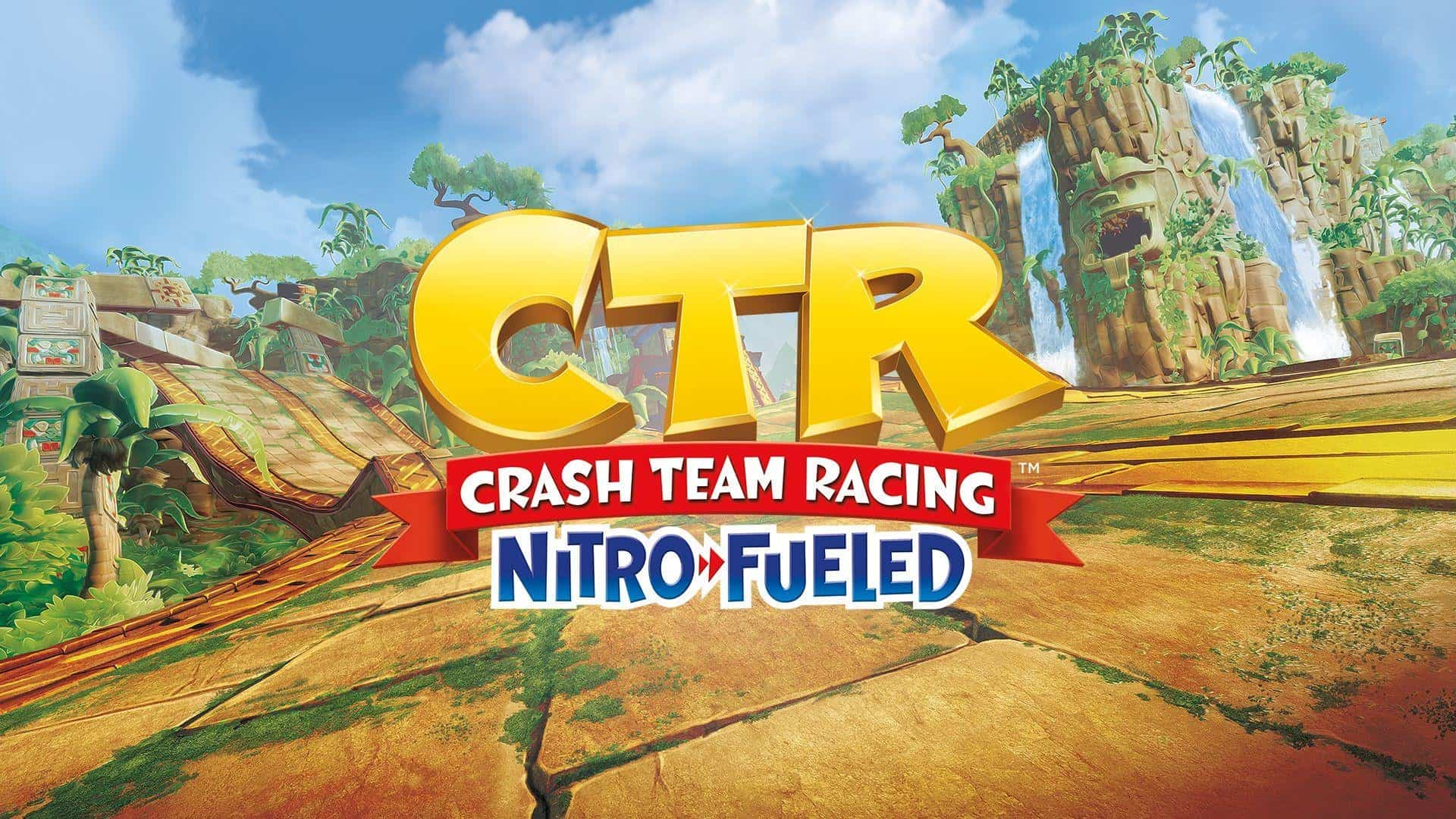 Crash Team Racing Nitro-Fueled Available Now In Australia And New Zealand
