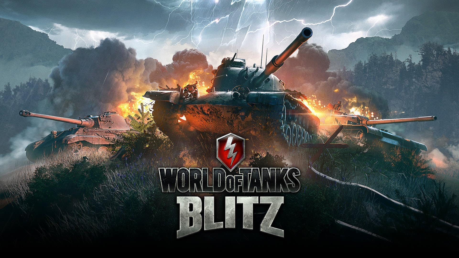 World of Tanks Blitz Launches For The Nintendo Switch Today