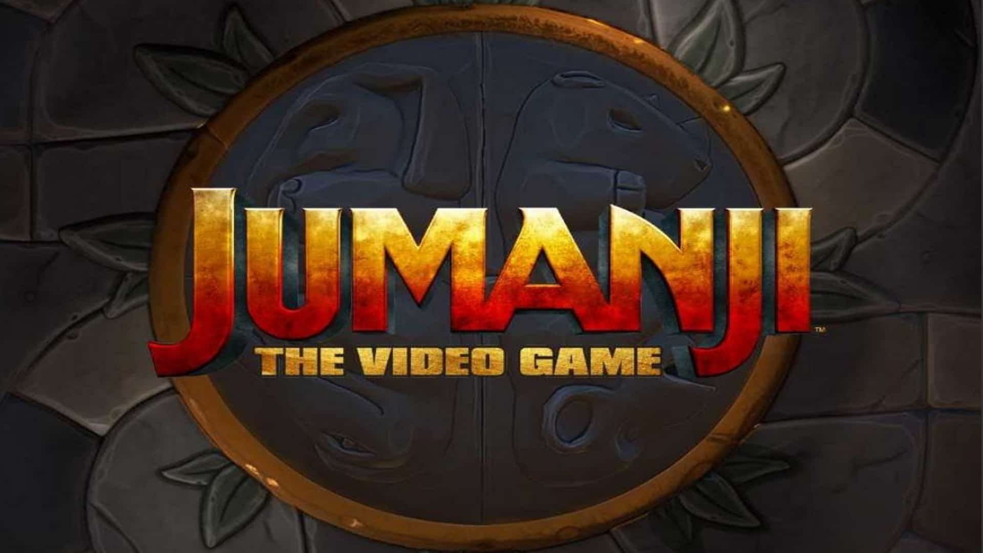 The Jungle Awaits As New Video Game Based On The Successful JUMANJI Film Franchise Launches November 15 2019