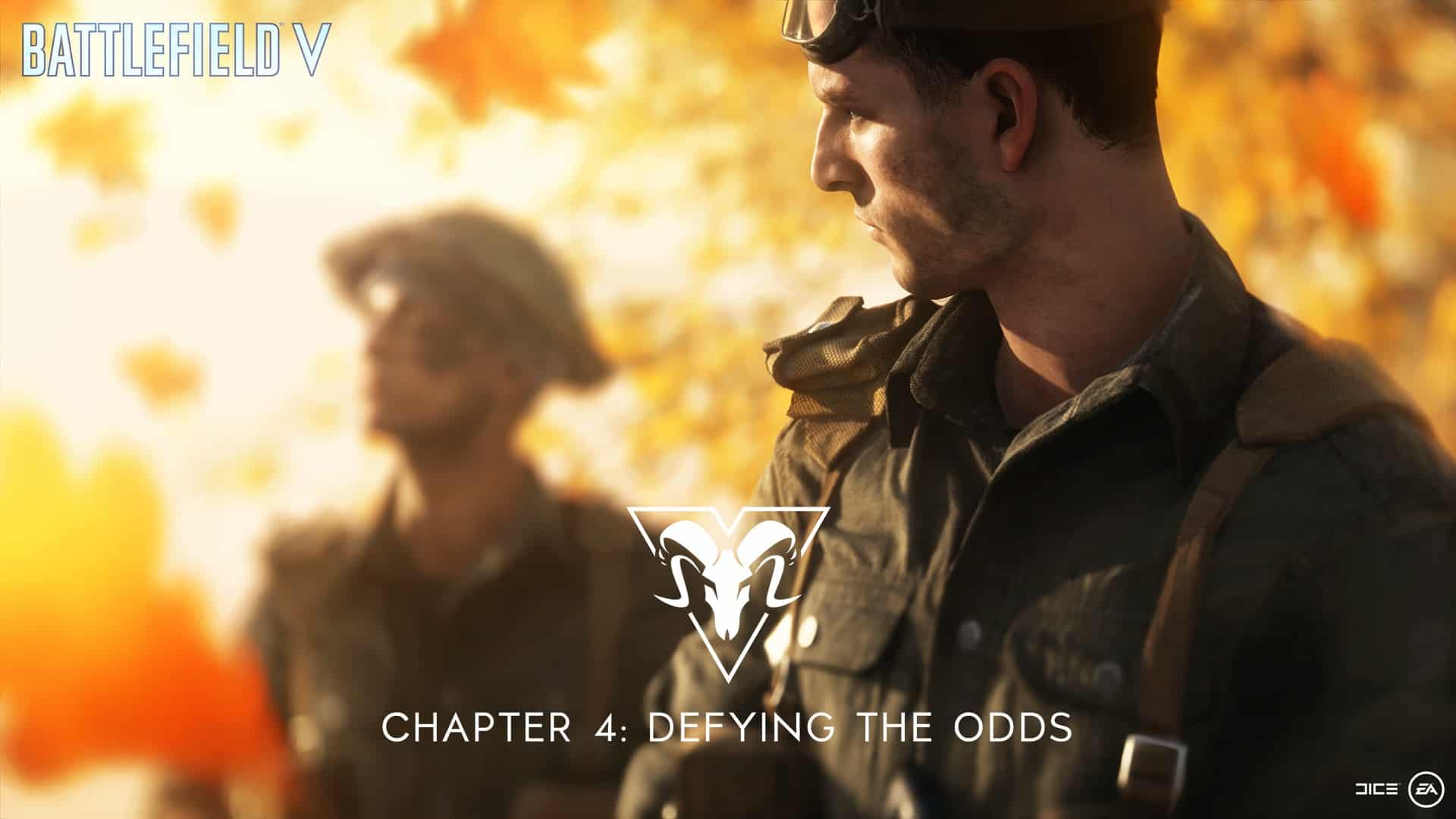 TRAILER: New Maps Coming In Battlefield V Chapter 4: Defying The Odds